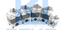 KYB Gear Pump Vehicle Applications