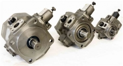 Variable displacement vane pumps