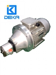 DEKA gear pump motor combination GHP2A-D-34